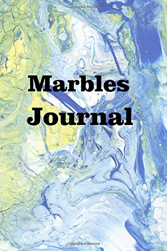 Marbles Journal: Keep track of your marbles collection