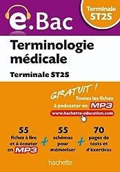 e.Bac - Terminologie médicale Terminale ST2S