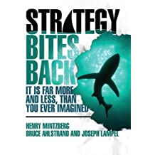 Strategy Bites Back: It Is Far More, and Less, than You Ever Imagined (paperback) by Henry Mintzberg (2005-04-24)