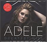 ADELE Greatest Hits 2CD set in digipak  Bild