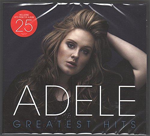 ADELE Greatest Hits 2CD set in digipak [Audio CD] Passt Mp3