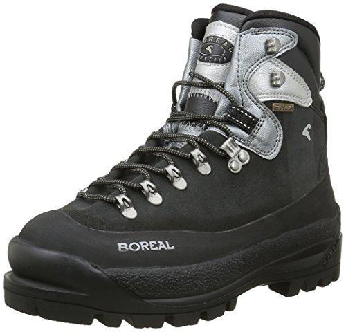 Boreal Maipo - Zapatos de montaña unisex, color negro, talla 11.5