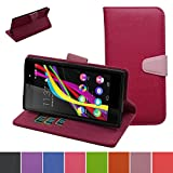 Wiko Highway Star 4G Hülle ,Mama Mouth Brieftasche