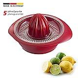Westmark 3091227R agrumi Arancio spremiagrumi Limetta 0.5 L, Rosso