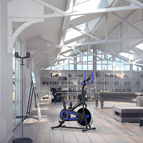 516jPxAmhKL. SS500  - We R Sports Exercise Bike/ Aerobic Indoor Training Cycle Fitness Cardio Workout Home Cycling Machine - 10KG Flywheel