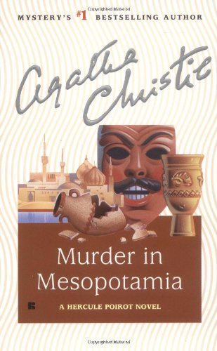 Book cover for Murder in Mesopotamia