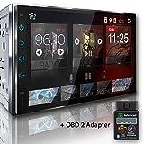 Die besten PLAY X-Play-Speicher X STORE Car Adapter - Tristan Auron BT2D7018A Autoradio mit Navi + OBD Bewertungen