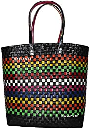 KALAPURI Premium Quality Beautiful Handbag/Tote Bag with a Multipurpose Usage as Lunch Bag, Shopping, Grocery,
