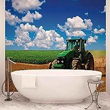 Fototapete kinderzimmer traktor  Suchergebnis auf Amazon.de für: fototapete traktor kinderzimmer