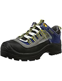 MaxguardCarl C380 - Zapatos de Seguridad Unisex Adulto, Color Azul, Talla 36