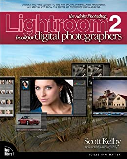 The Adobe Photoshop Lightroom 2 Book for Digital Photographers par [Kelby, Scott]