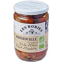 Ratatouille a aceite de oliva y AU pimiento de Espelette Bio–585g