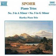 Spohr: Piano Trios Nos. 3 And 5