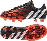 adidas Kinder Predator Instinct FG J Schuhe Einheitsgröße schwarz/weiß / rot