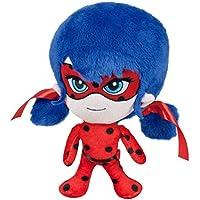 Lady Bug - Peluche, 27 cm (Famosa 760015421)