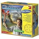 Clementoni 69708 - Galileo - Windmesser