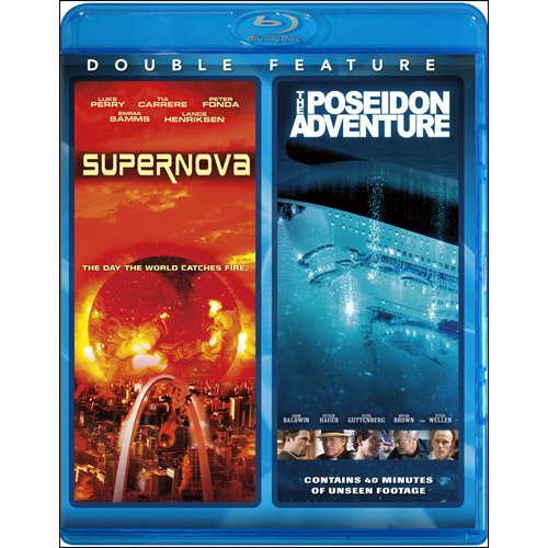 Supernova & Poseidon Adventure [Blu-ray]