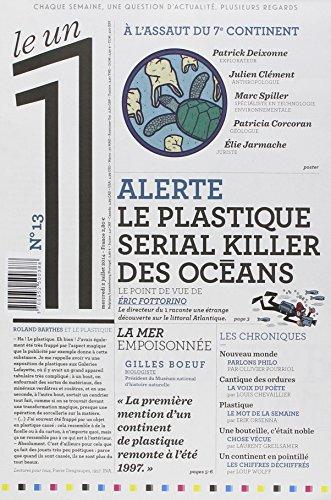 Le 1 - n°13 - Alerte - Le plastique serial killer des océans