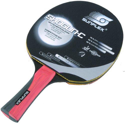 sunflex sport Sunflex Tischtennis-Schläger SHOGUN-C