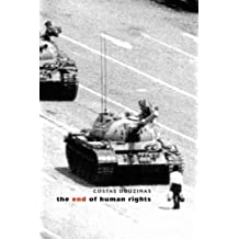 The End of Human Rights by Costas Douzinas (2000-09-10)