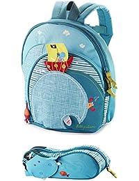 Kit sac à dos Arnold - Lilliputiens - Trousse et sac à dos