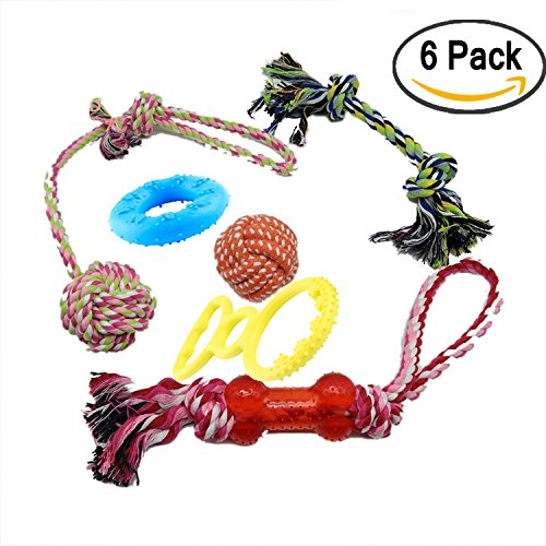 Dog Toys Set,Variety Toys Set,Toy Balls,Chew Toys,Toy Ropes and So On