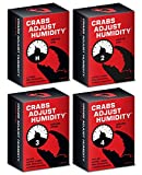 Crabs Adjust Humidity - 5-Pack Omniclaw Edition (includes Vol. 1-4)