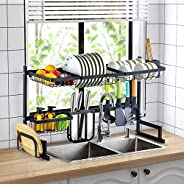 Kitchen Supplies Storage Counter Organizer Utensils Holder Stainless Steel Display- Kitchen Space Save Stainle