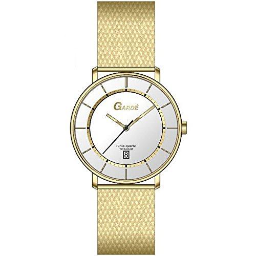 Garde 'Ruhla orologi in Ruhla Titan orologio da donna Elegance 15296m...