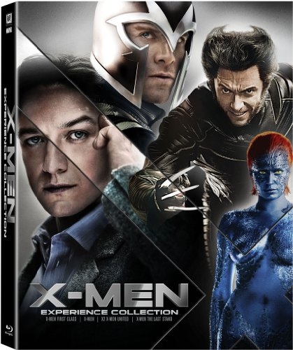 x-men-experience-collection