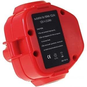 Batterie pour Makita perceuse visseuse électronique Power-Line 6317D