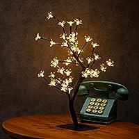 Excelvan LED String Lights Waterproof Tree Light for Bedroom, Garden, Party, Yard, Bistro, Market, Cafe Decoration by ExquizonEU
