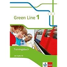Green Line 1: Trainingsbuch mit Audio-CD Klasse 5 (Green Line. Bundesausgabe ab 2014)