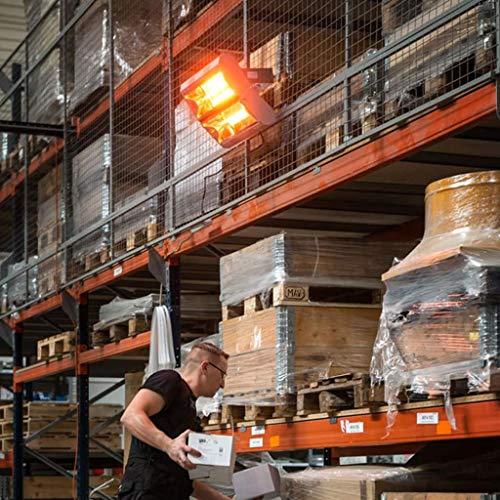 Master Infrarot Elektroheizgerät FACT 20 2 kW - 2