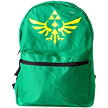 Sac À Dos 'The Legend Of Zelda' - Noir/Vert [Importación Francesa]