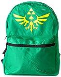Nintendo Zelda Zaino Verde/Nero - Reversibile [Edizione: Germania]