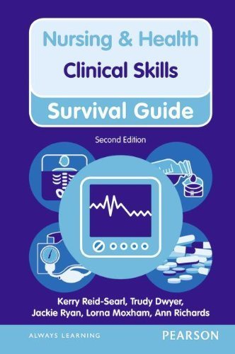 Clinical Skills (Nursing and Health Survival Guides) by Richards. Mrs Ann ( 2012 ) Spiral-bound