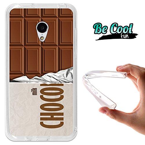 Becool® Fun- Flexible Gel Schutzhülle für ZTE Blade V7 Lite, TPU Hülle aus bestem Silikon gefertigt, die dank unserem exklusivem Design sich einwandfrei an Ihr Smartphone anpasst und optimalen Schutz gewährleistet. L1712