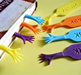 #8: Help Me Bookmarks (set of 4) By Buckle Up