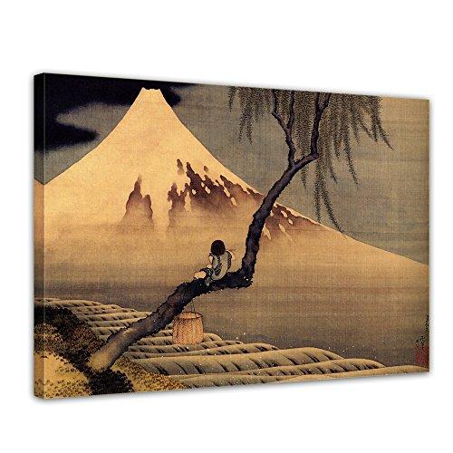 Bilderdepot24 tela di canapa Katsushika Hokusai - Antichi Maestri