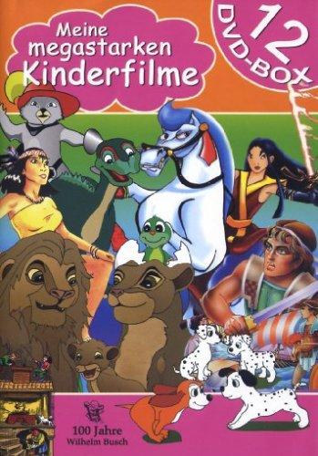 Megastarke Kinderfilme - 12 DVD Box