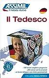 Assimil Il Tedesco: Deutschkurs in italienischer Sprache, Lehrbuch (Niveau A1 – B2) mit 100 Lektionen