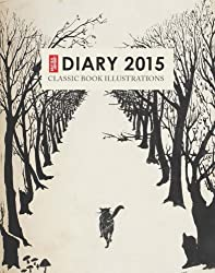 British Library Pocket Diary 2015: Classic Book Illustrations by British Library (2014-07-01)