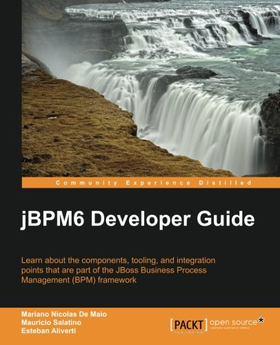 Jbpm 6 Developer Guide
