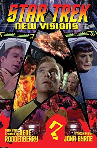 Star Trek: New Visions Volume 6 (Star Byrne John Trek)
