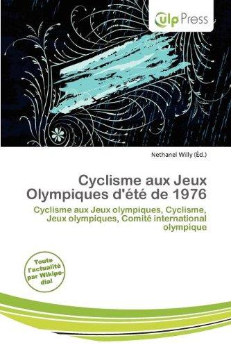 Cyclisme Aux Jeux Olympiques D' T de 1976
