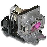 Alda PQ-Premium, Beamerlampe / Ersatzlampe für BENQ MP624 Projektoren, Lampe mit Gehäuse
