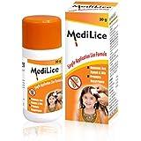 Medilice Anti Lice Cream Wash 30 G (Pack Of 6)