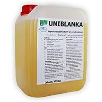 UNIBLANKA Universalreiniger - Fleckenentferner mit Glanz 30 Liter Kanister von Teupan