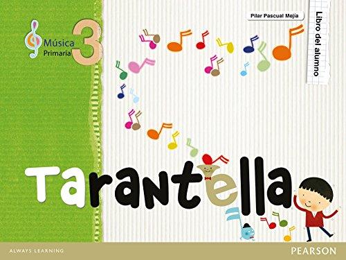 Tarantella 3 libro del alumno - 9788420558721 por Pilar Pascual Mejía